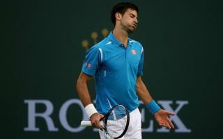 Djokovic, Nadal survive scares at Indian Wells