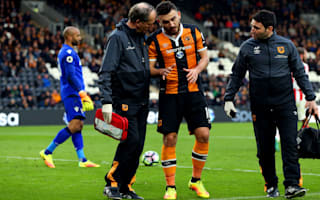 Hull's Snodgrass out for a month