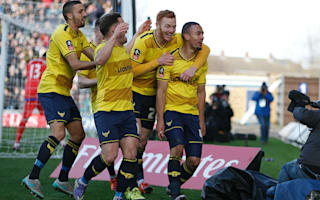 Roofe not surprised by Oxford fightback