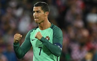 Santos: You talk about Ronaldo because he is great