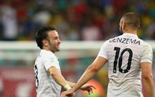 Valbuena 'willing to play with anyone' in France team