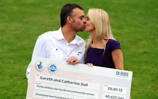 Has Lottery jackpot jinx struck another couple?