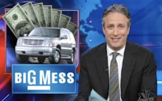 Jon Stewart: Thanks a lot, GM!