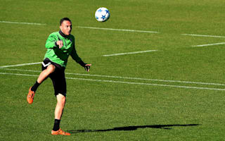 Drmic leaves Gladbach for Hamburg