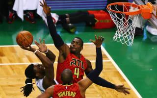 Hawks soar past Celtics in game six for series win