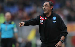 Sarri wants Napoli to face Real Madrid 'with a bit of balls'