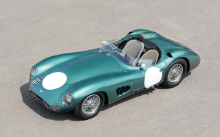 Aston Martin DBR1 racer could set world record for most expensive British car ever sold