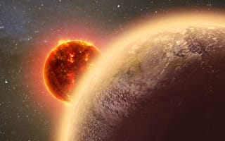 Earth-sized planet with atmosphere could be 'water world'