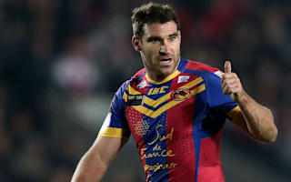 Veteran Bosc prolongs Catalans career