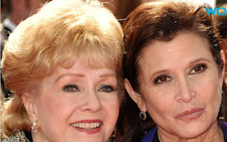 Stars mourn Carrie Fisher and Debbie Reynolds at LA memorial service