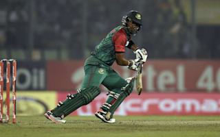 Superb Sabbir leads Bangaldesh to victory