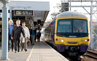 Man hit by train after platform plunge at Cambridge station 'lucky to be alive'