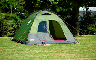 Win! A Coleman camping tent for five, worth £150