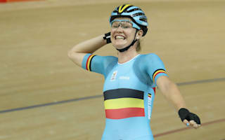 D'hoore and Kopecky make madison history, two golds for Russia