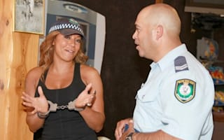 Mel B 'arrested' at hotel in Australia