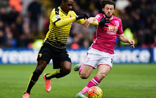 Watford 0 AFC Bournemouth 0: Ighalo misses cost hosts at Vicarage Road