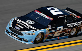 Keselowski wins crash-filled Coke Zero 400