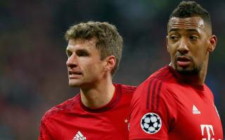 Hitzfeld: Bayern need Boateng for Champions League bid