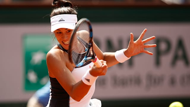 French defence continues for Muguruza