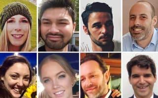 Inquest reveals final moments of three London Bridge victims