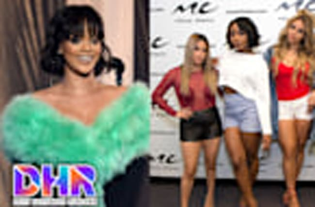 Rihanna Private Messages Fan After Breakup - Fifth Harmony REFUSES To Change Nam
