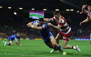Gidley lauds Patton after Grand Final display