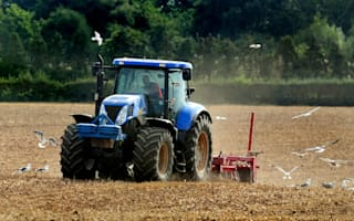Farmer issued with 93mph speeding fine for his tractor
