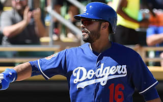 Dodgers' Ethier out 10-14 weeks with broken leg