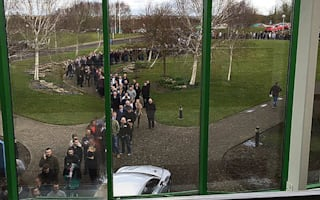 Over 3,000 people queue up for jobs at Aston Martin