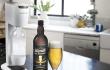 Blondie: Bier aus dem Wassersprudler
