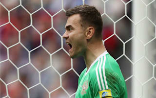 Mexico 2 Russia 1: Akinfeev error sends hosts crashing out