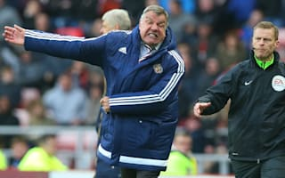 Sunderland denied 'blatantly obvious' penalty, claims Allardyce