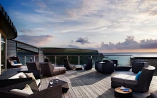 Hotel review: The Scarlet Hotel, Cornwall