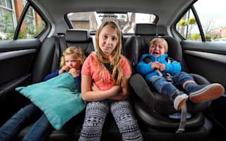 Kids say that dads are better drivers than mums