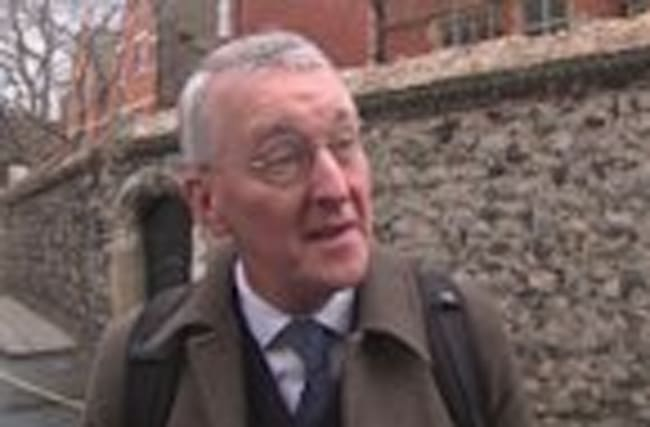 Benn: 'Our democracy is going to prosper and survive'