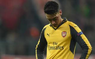 Arsenal let Ozil down - Bierhoff
