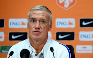 France will not play for a draw, insists Deschamps