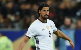 Khedira: Germany do not target record win over San Marino