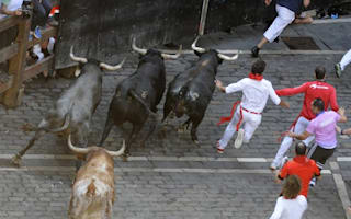 16-year-old boy gored to death by bull at Spanish festival
