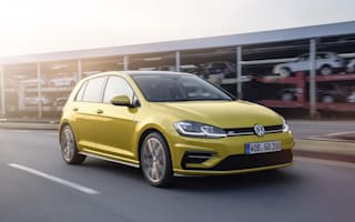 Volkswagen Golf range gets major updates