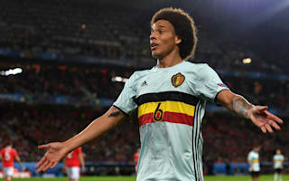 Lucescu confirms Juventus interest in Witsel after Everton snub