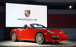 Porsche goes for new and economical