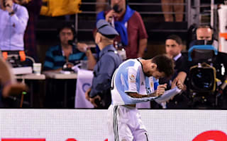 Messi retired in a 'mad' moment, says Funes Mori