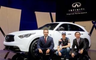 Infiniti launches £100,000 SUV