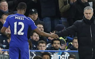 Mikel: Atmosphere at Chelsea has improved since Mourinho's exit