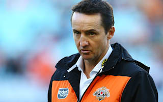 Wests Tigers sack coach Taylor