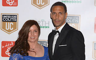 Rio Ferdinand praised for 'inspiring' account of losing wife to cancer
