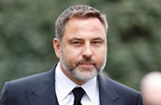 David Walliams suffers from 'urine incident' at BGT audition