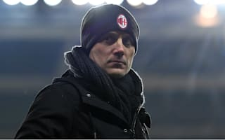 'My half-time words will stay in the dressing room' - Montella annoyed with AC Milan