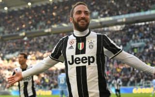 Higuain: Lazio posed no threat to Juventus